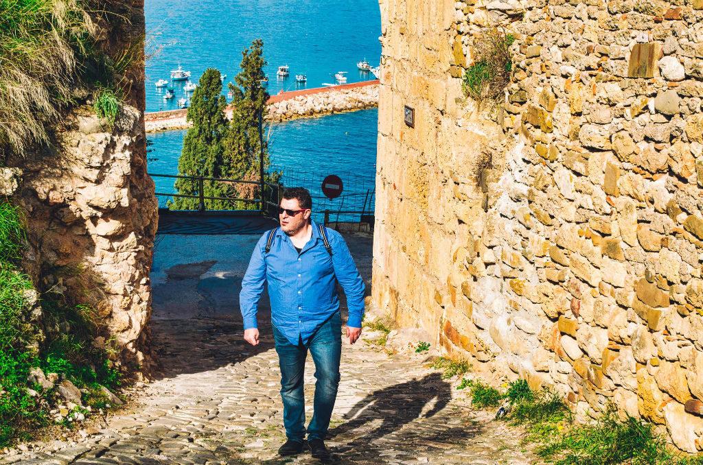 Dom w Grecji Peloponez Koroni