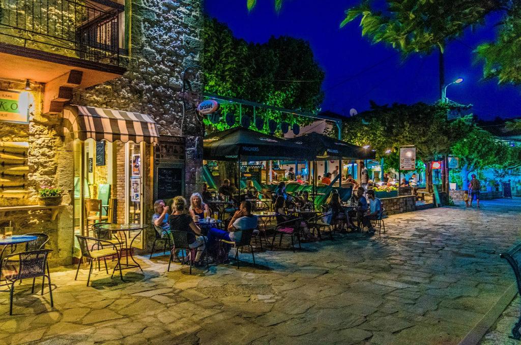 Dom w Grecji Peloponez Stoupa