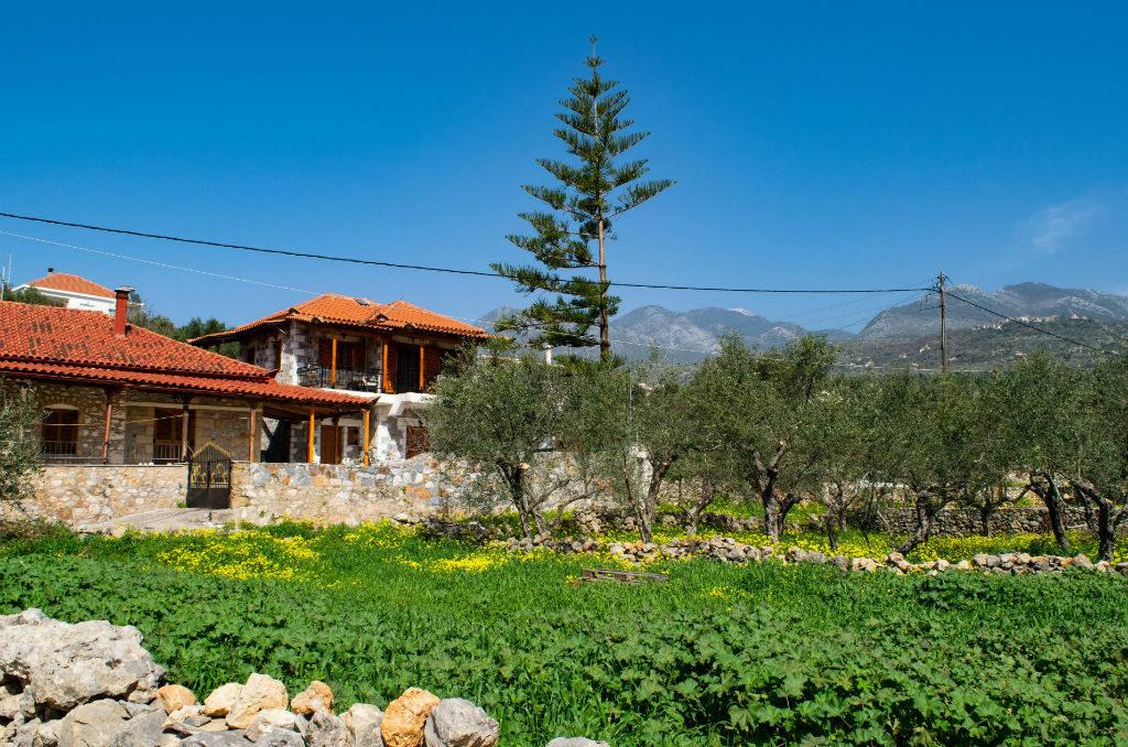 Przykład 4, dom na sprzedaż Peloponez Grecja: domwgrecji.pl