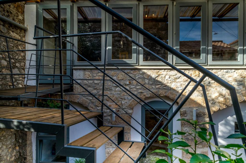 dom architektoniczny tradycja grecka nowoczesny design