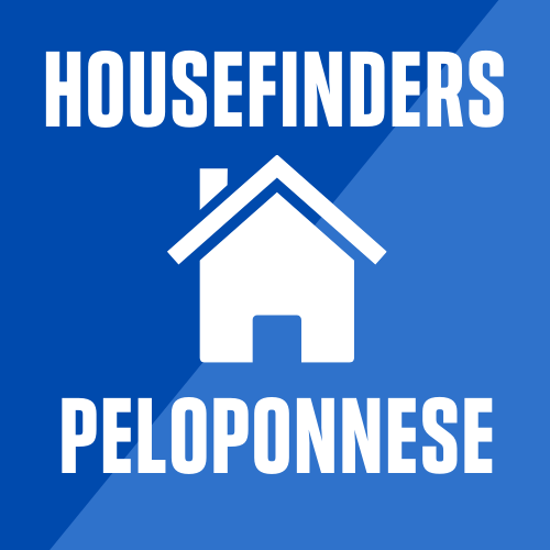 House in Peloponnese logo